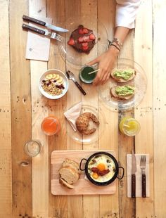 | Juice bar and clean eating restaurant in Barcelona