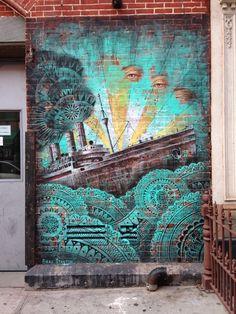 BEAU STANTON http://www.widewalls.ch/artist/beau-stanton/ #popsurrealism #urban #art #street #art