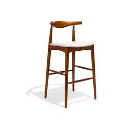 Mid Century Byron — This mid-century Danish design was inspired by Hans Wegner's high quality and thoughtful work.$245 Comes in ivory
