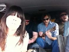 Legendary -> Patsy Cline - She's Got You - Cover by Nicki Bluhm and The Gramblers - Van Session 14 <3 these van sessions