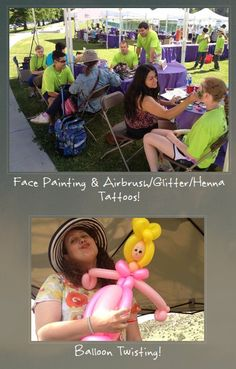 Party is empty without face painting and balloon twisting. Artsy events provides the services of balloon twisting, face painting and caricature in Denver. Balloon guy is especially trained to give an attractive shape in balloon. For more information visit : www.artsyeventys.com