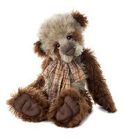 Mr. Brownlow Bear by Charlie Bears™
