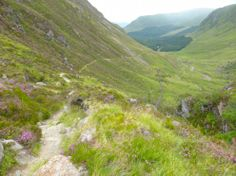 The southern end of Jock's Road looking towards Glen Doll Glen Doll, Hiking Trails, Countryside, Britain, Ireland, Southern, Places, Travel, Scotland