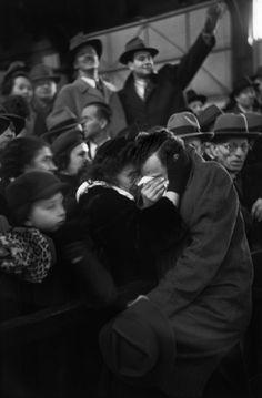 Henri Cartier-Bresson - New York (1946)