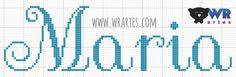 WR Artes (Blog do Wagner Reis): Gráfico alfabeto CURSIVO e ELEGANTE para ponto cru...