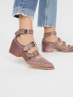 Cooper Studded Flat from Free People!