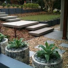 modern exterior by Life Outside Pty Ltd