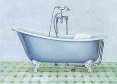 Vasche da bagno, Arte contemporanea Poster artistici su AllPosters.it
