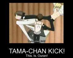 Tamaki the hot dork