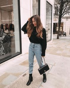 Stylish Winter Outfits, Winter Fashion Outfits, Fall Winter Outfits, Autumn Winter Fashion, Trendy Outfits, Fashion Dresses, Cold Weather Fashion, Lookbook, Love Her Style