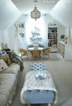 Bonus Room Vs Bedroom Awesome Christmas In the Bonus Room Dear Lillie Studio Bonus Room Playroom, Bonus Rooms, Attic Playroom, Bonus Room Bedroom, Teen Playroom, Teen Hangout Room, Bedrooms, Bonus Room Design, Attic Design