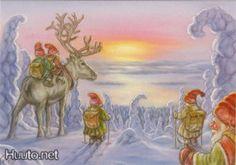 Terho Peltoniemi Winter, Christmas, Painting, Art, Craft Art, Navidad, Weihnachten, Paintings, Kunst