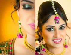 Beautiful Floral Jewellery