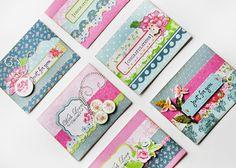 Beautiful Scrap Cards fir gifting