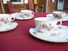 Taza de café Maria invierno Rose Rosenthal nuevo