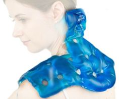 Neck & Shoulder – Palm massager & Repeat the heat