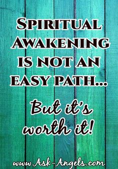 Spiritual Awakening Path