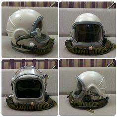 New Original Soviet Russian Aeroforce Space Helmet GSH 6A for MIG 21   eBay