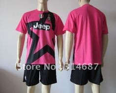 Mix order available 12-13 Juventus second away soccer jersey,soccer Uniforms 100% Polyester,embroidered logo,Dry-Fit on AliExpress.com. $90.00
