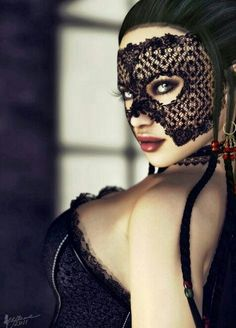Beautiful colorful pictures and Gifs: Beautiful Mask Pictures Dark Beauty, Hidden Beauty, Lace Mask, Beautiful Mask, Masquerade Party, Masquerade Masks, Colorful Pictures, Belle Photo, Pin Up