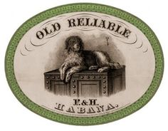 Free Vintage Clip Art - Old Labels - The Graphics Fairy
