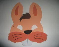 Máscara de Coelho