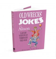Old Wrecks Jokes Giftbook | Gift Books | Exclusively Personal