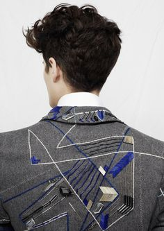 Introducing New Menswear Label Beau Homme