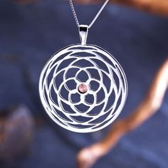 The Pattern of Venus Silver - A representation of the movement pattern of Venus – the star of beauty and harmony. Special limited edition that was created during the Venus In Pisces exaltation on the February 9th 2015 between 13:20-13:42.     Only 3 left!!!    While in Pisces, Venus that represents love and union, gives an additional octave of high and spiritual love and companionship.   She raises the sensitivity to beauty and the arts, and her affection becomes universal and…