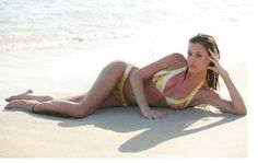 Bellezze spagnole: Elisabeth #Reyes Villegas  #wags #sexy