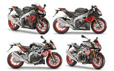 2017 Aprilia Sportbikes   First Look   Motorcyclist