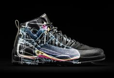 Air Jordan 12 Retro x Mark Smith x Tinker Hatfield for Doernbecher - EU Kicks: Sneaker Magazine