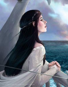"""Elwing - """"Voyage"""" by TawnyFritz.deviantart.com on @DeviantArt"""