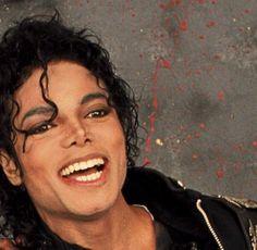 Contagious Michael Jackson smile
