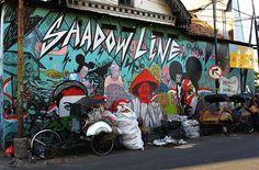 indonesia street art - Google Search