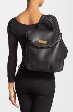 $498 MARC BY MARC JACOBS 'New Q - Mariska' Backpack | Nordstrom
