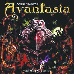 "L'album degli #Avantasia intitolato ""The Metal Opera pt.1""."