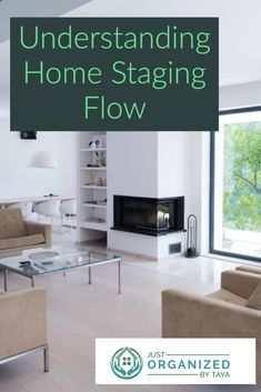 Understanding Home Staging Flow And Why It's Important · Just Organized By Taya Home Staging Companies, Home Staging Tips, Closet Shoe Storage, Dark Wood Furniture, Interior Styling, Interior Design, Furniture Placement, World Of Interiors, Design Your Home