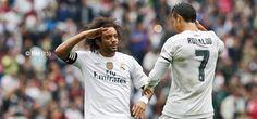 Marcelo sufre lesión de hombro y será baja del Real Madrid