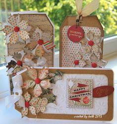 Kath's Blog: Tag Cards