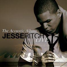 album cover art: jesse ritch - the acoustic album [10/2013]