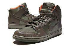 Frank Kozik x Nike SB - Fall 2012