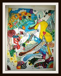 Fun Family Project- Art | SusanGodfrey.com