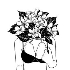 Sweet Pair Art Print by Henn Kim