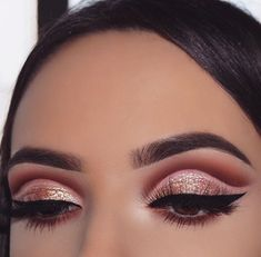 """55 Glamorous Makeup Ideas for New Years Eve 2020 """"inspirationdesign . 55 Glamorous Makeup Ideas for New Year's Eve 2020 «inspiredesign 55 glamorous makeup ideas for the"""