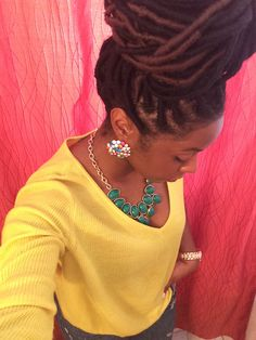 Char I Faux Locs I IG: @char_of_msc