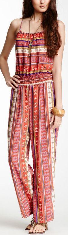 printed jumpsuit jumper #UNIQUE_WOMENS_FASHION http://stores.ebay.com/VibeUrbanClothing