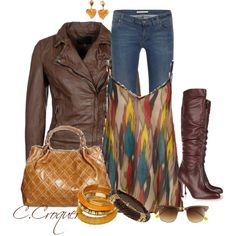 Leather Jackets - Polyvore