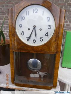 oude hang klok