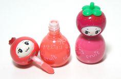 Tonymoly 7 Fruit Princess Lip Gloss Review   Powder Room